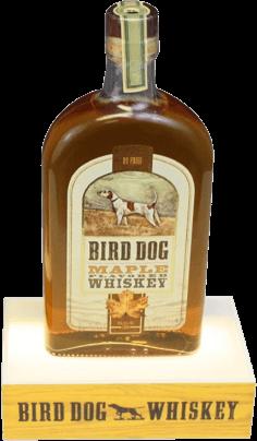 Bird Dog Whiskey Display