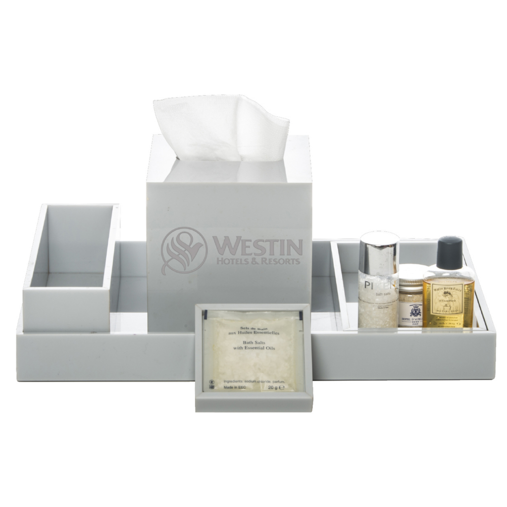 Westin Hotels & Resorts Display